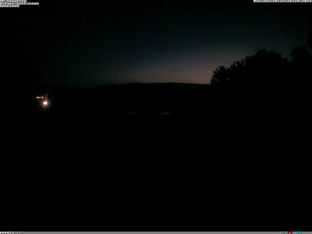 Webcam Alsace Golf Links